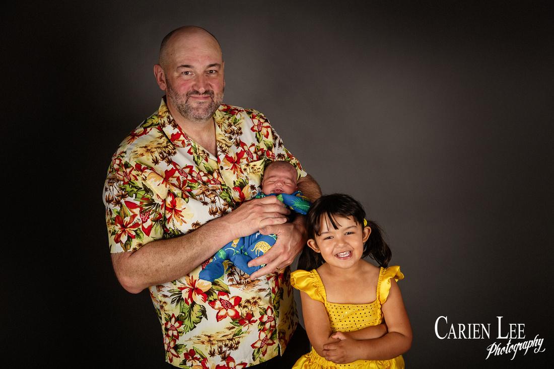 Heath's newborn and family session-68