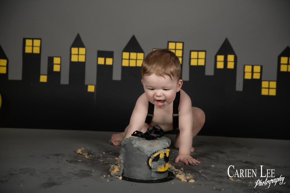 Connor CAKE SMASH-187